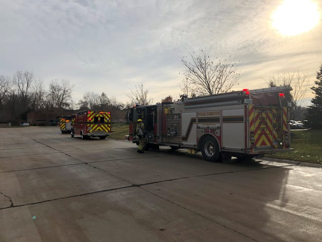 Novi firefighters responded to the Carl Zeiss Industrial Metrology facility on Tuesday morning for a report of a possible gas leak.