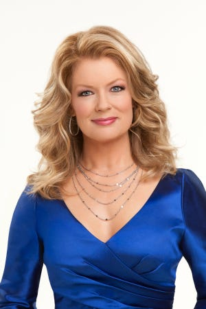 Mary Hart will be honored with a Palm Springs Walk of Fame star on Saturday, Dec. 7.