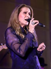 Legendary performer Rita Coolidge wowed the crowd with her powerful vocals.