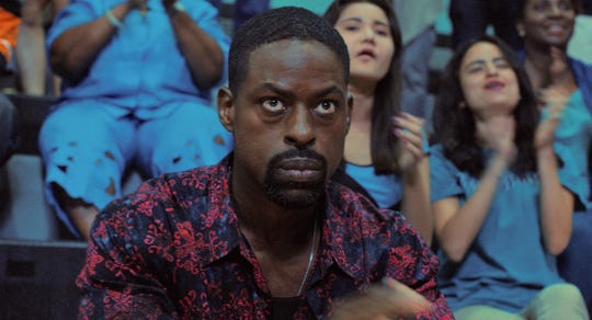 "Sterling K. Brown stars in ""Waves."""