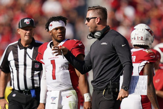 There is hope for Kyler Murray, Kliff Kingsbury and the Arizona Cardinals.