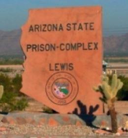 Arizona State Prison Complex-Lewis, in Buckeye.