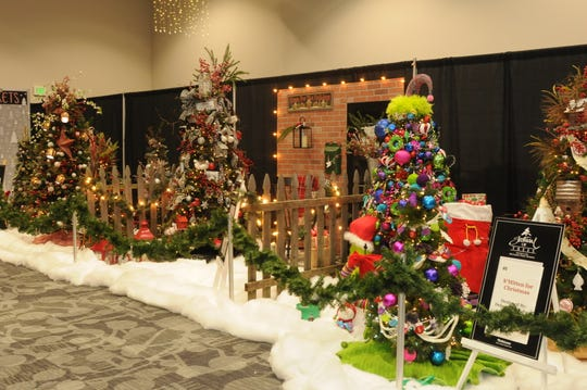 Celebrating its 31st year, the Festival of Trees encapsulates the merriment of the season during the three-day event at the Blue Water Convention Center, Dec. 6, 7 and 8.
