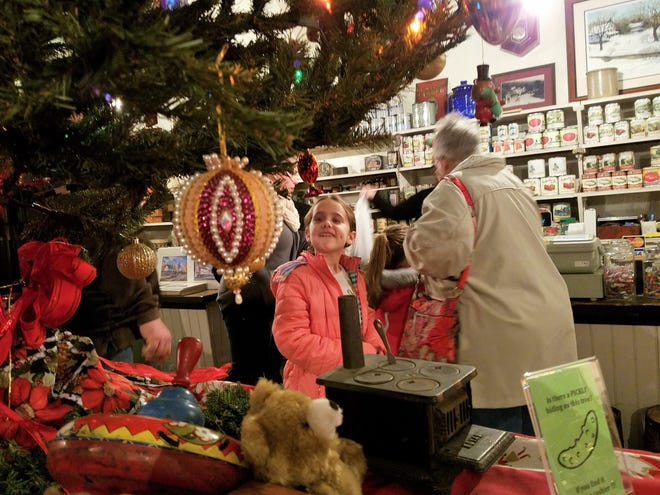 The Ma & Pa Railroad Heritage Village at Muddy Creek Forks will run its annual Christmas City Express for three weekends, Nov. 30-Dec. 15.