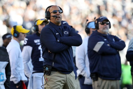 James Franklin will be working with his fourth offensive coordinator since arriving at Penn State in 2014. Penn State announced the hiring of Red Land High grad Kirk Ciarrocca to lead the offense and coach quarterbacks. He was Minnesota's offensive coordinator most recently.