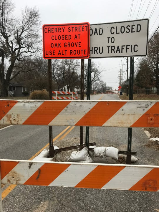 Answer Man: When will the road project on Cherry Street ever end?
