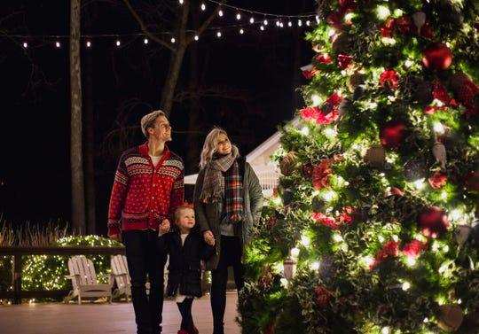 A landmark tree is defined as decorated tree more than 20' tall, or a tree collection of more than 10 trees, or a one-of-a-kind, only-in-Branson, unique style of tree. The coalition figures do not count Silver Dollar City which boasts 1,000 decorated trees .