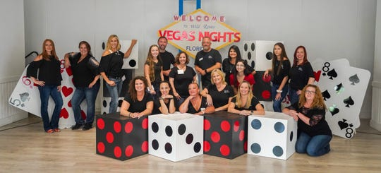 The Wild Roses Competition Dance Team is preparing for its line dance competition in the United Kingdom in July 2020. The dancers recently hosted a Vegas themed event and workshop to kick off fundraising for the trip.