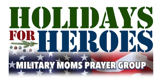 "The Military Moms Prayer Group's annual ""Holidays for Heroes"" gift drive is under way to ship packages to U.S. troops in the war zones and at sea."