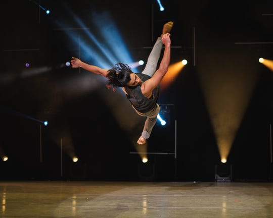 "Season 16 finalists of the popular television show ""So You Think You Can Dance,"" including Benjamin Castro, will take the stage Dec. 1 at the  Kavli Theatre in Thousand Oaks."