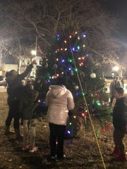 The third annual CommUNITY Tree Lighting on The Ave will be held from 6:30 to 7:30 p.m. Dec. 9 at the southwest mini-park, at Landis Avenue and the Boulevard in Vineland.