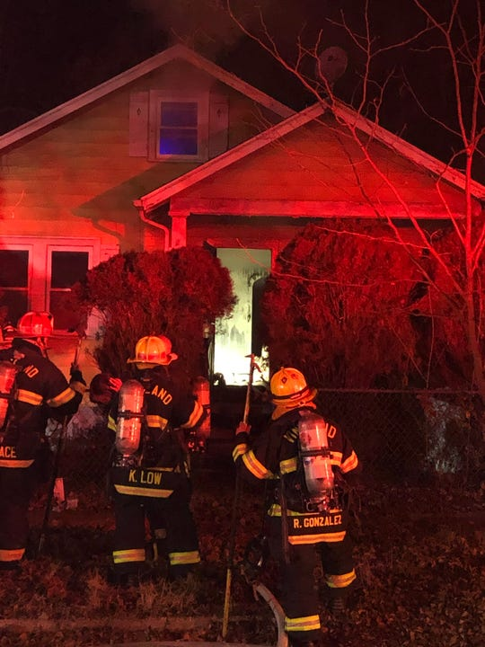 The cause of a fire at a Montrose Street residence on Nov. 26 remains under investigation.