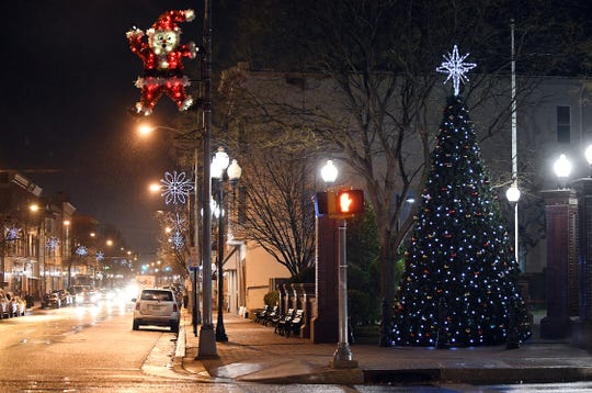 Millville's Glasstown Arts District will partner with the city's Recreation Volunteer Committee to present a Christmas Festival from 6 to 9 p.m. Dec. 13 on High Street, from Main to Broad streets.