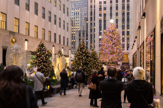 Rockefeller Center Christmas Tree,