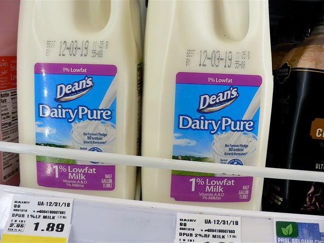 Dean Foods failed to pay its Producer Settlement Fund (PSF) obligation to at least four Federal Milk Marketing Orders (FMMOs) for April 2020 milk production.
