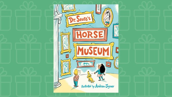 """""""Dr. Seuss's Horse Museum"""" by Dr. Seuss"""