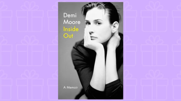 """Inside Out: A Memoir"" by Demi Moore"