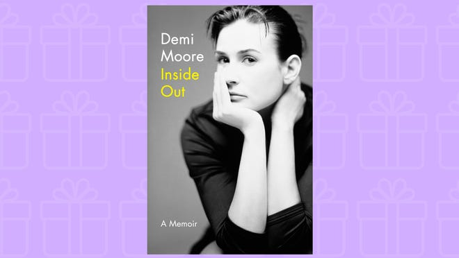 """""""Inside Out: A Memoir"""" by Demi Moore"""