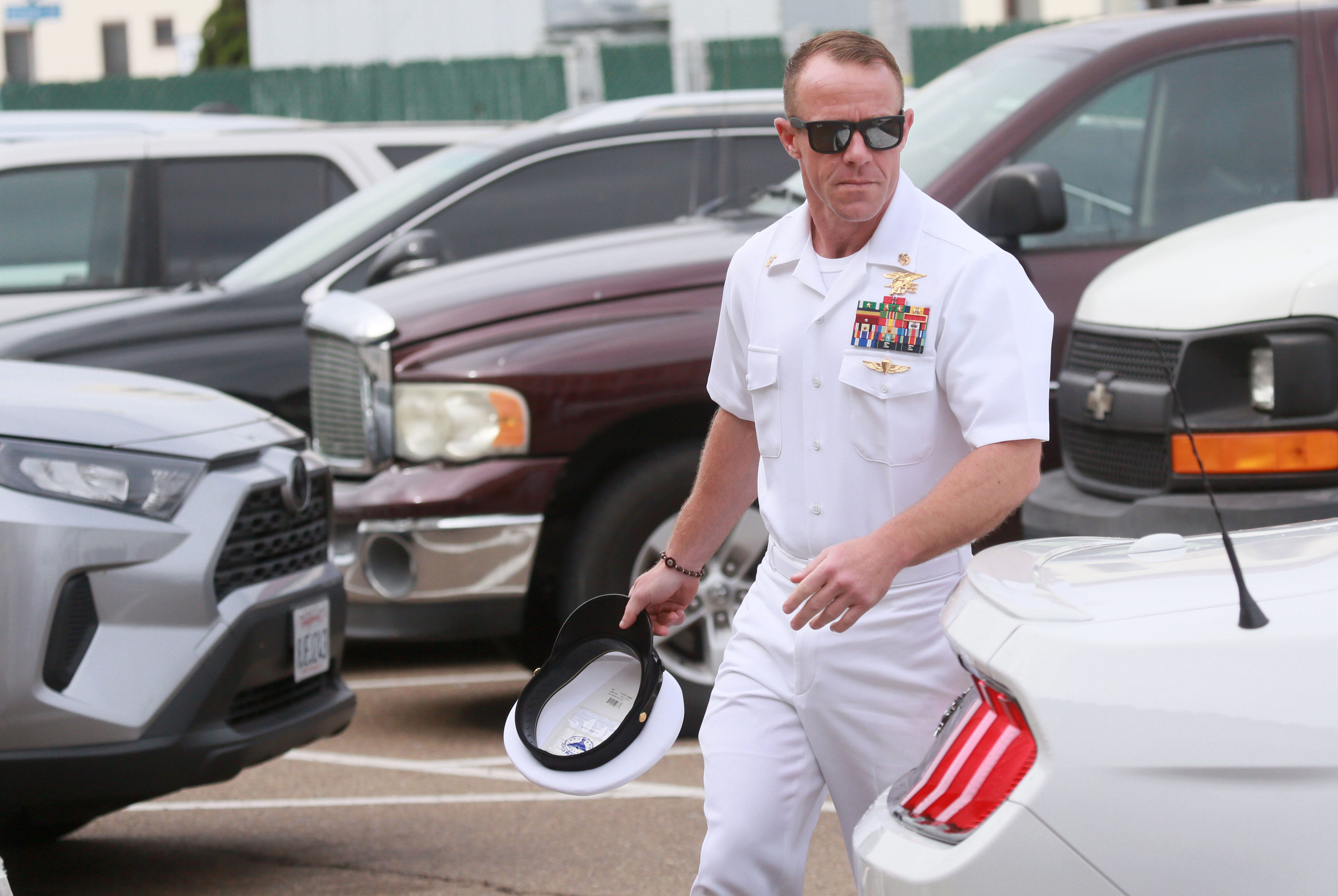 Navy says review board will not look at case of SEAL Eddie Gallagher, who will retire