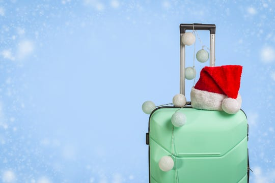 Will my flight have Wi-Fi? Can I take gifts through TSA? Holiday travel questions answered
