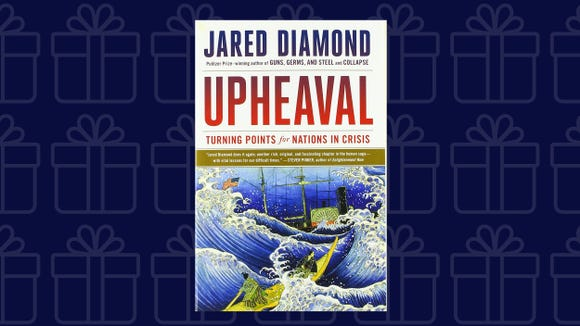 """Upheaval: Turning Points for Nations in Crisis"" by Jared Diamond"