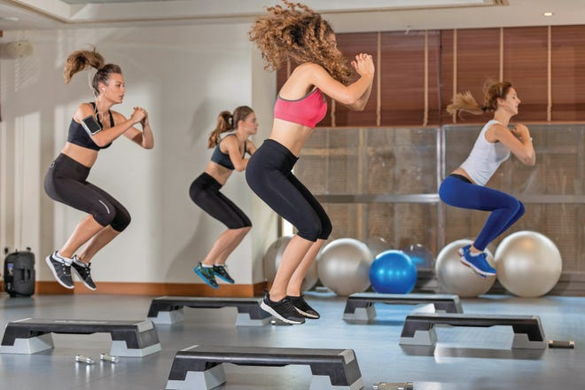 Fitness franchises cater to a variety of workout styles.