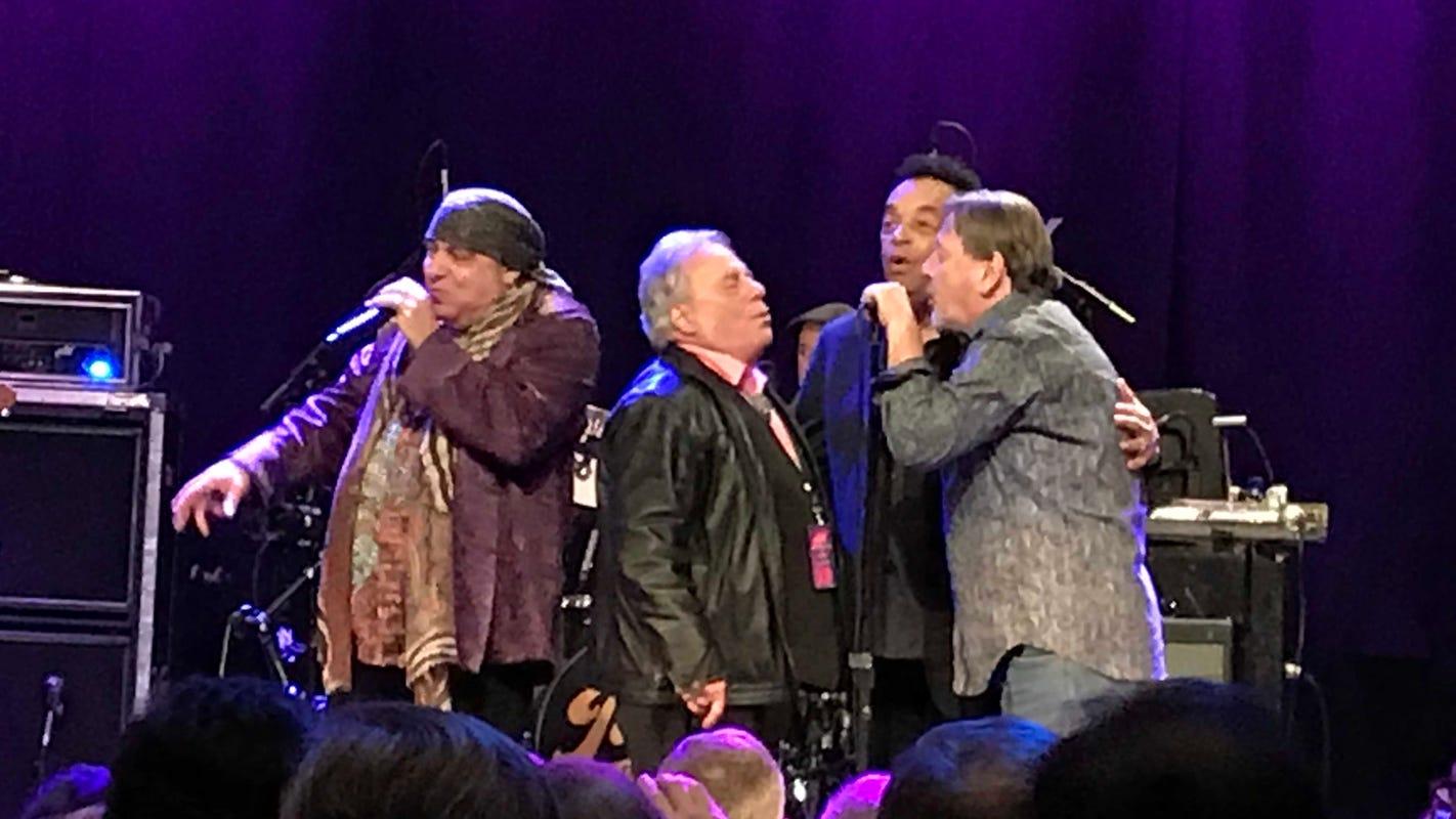 Little Steven Van Zandt feted by Gov. Phil Murphy, rock legends at TeachRock gala