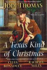 'A Texas Kind of Christmas' by Jodi Thomas, Celia Bonaduce and Racheal Miles