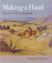 'Making a Hand' by Michael R. Grauer