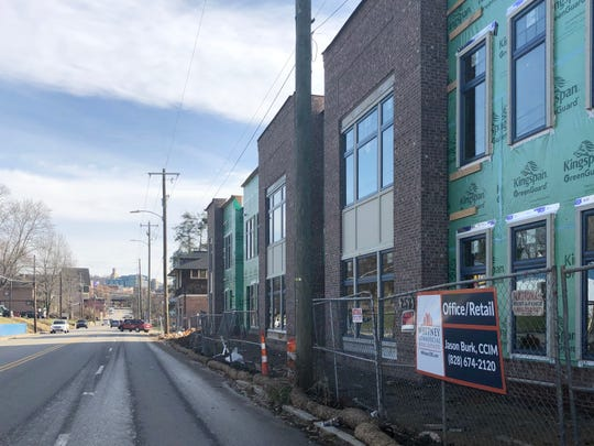 The city of Asheville is working with the a developer on the section of Reed Creek Greenway from Magnolia Street, where it currently ends, to Elizabeth Street. It will go through city-owned property, pass underneath the Chestnut Street bridge and pass through the former Bob Lawrence Power Equipment site, which will be home to commercial and residential units on Broadway.
