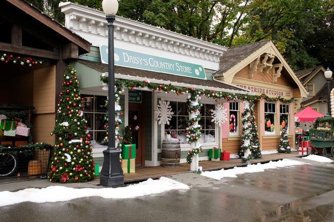 """Christmas in Evergreen: Tidings of Joy"""