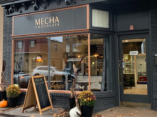 Mecha Chocolate recently opened a storefront shop on Kings Highway in Haddonfield, after establishing itself at SOHA in Haddon Township.