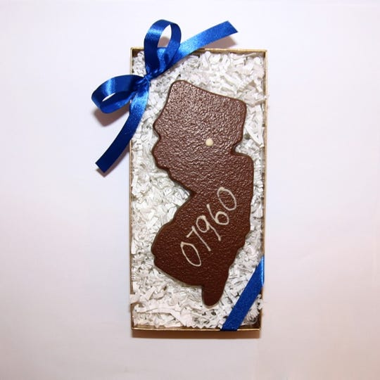 Morristown gets a sweet gift for the holidays from Enjou Chocolat.