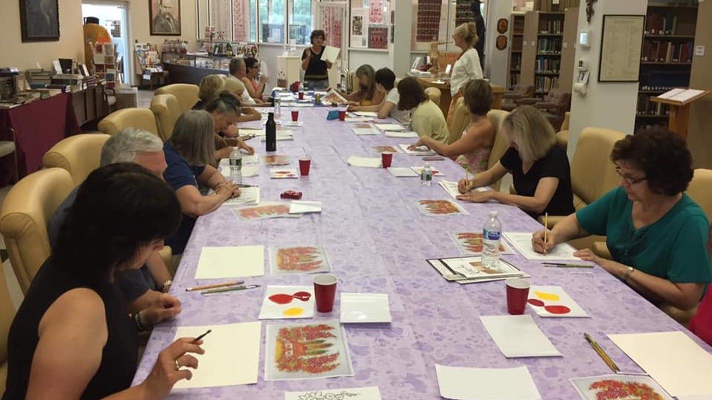 Ukrainian community thrives in Central Jersey