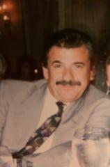 Michael Parisi in a suit
