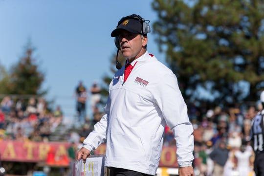 Ferris State football coach Tony Annese.