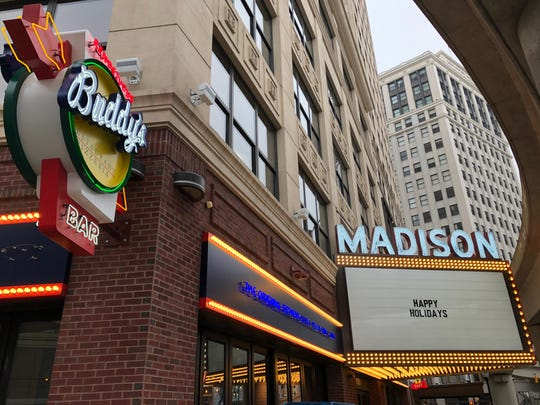 Buddy's in downtown in Detroit will open December 11.