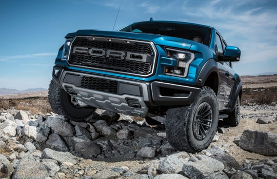 Vehicles for which buyers pay extra for special features, like the Ford F-150 Raptor, are considered premium in a new study.