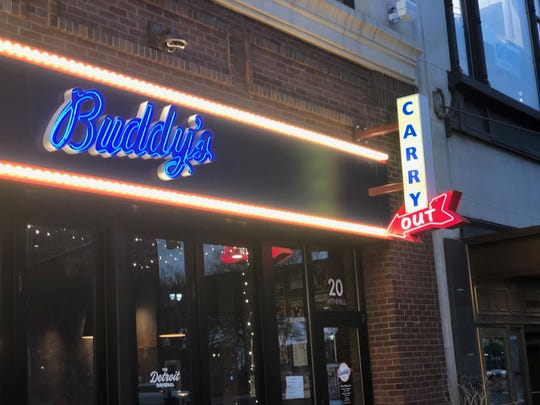 Buddy's will open in downtown Detroit December 11.