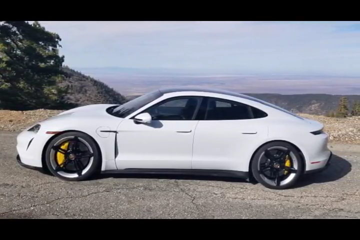 Review 2020 Porsche Taycan Turbo S Is Electrifying