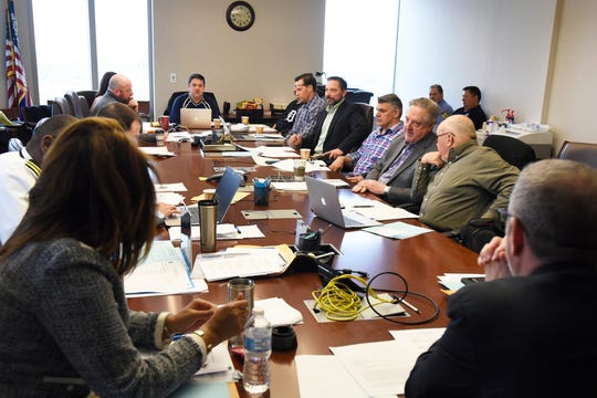 The 16-member police and fire pension fund's board of trustees approved a resolution in March challenging the raises. It requested that the investment committee address the concerns of the trustees in writing within 45 days.