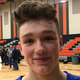 Carson Nell scored 22 points during  Winnebago Lutheran's win over Ripon 77-75 (OT) Nov. 26 at Ripon High School.