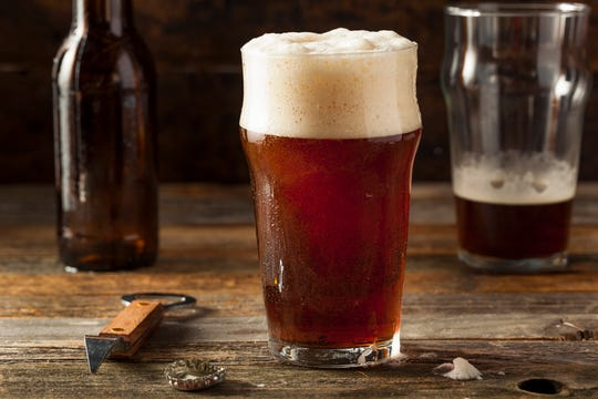 Fest is a Czech-style strong red lager that has a chewy full body, caramel malts, and a nice spicy hop finish.