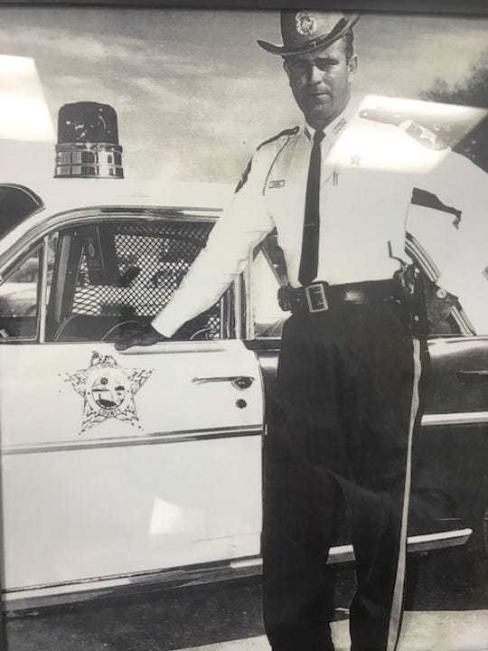 """Val Everly was one of the subsequent five Lee County sheriff's deputies who comprised the nascent Cape's """"Security Force"""" in 1962."""