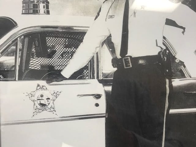 "Val Everly was one of the subsequent five Lee County sheriff's deputies who comprised the nascent Cape's ""Security Force"" in 1962."