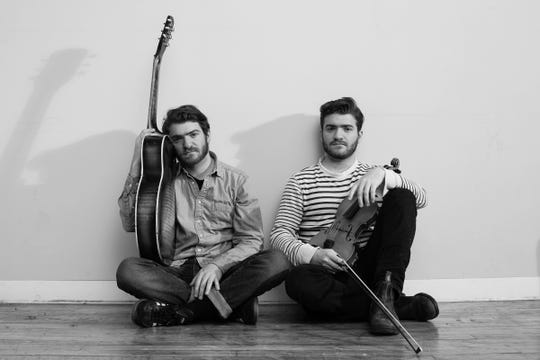 Americana duo The Brother Brothers play the Fireside Coffeehouse Concert Series on Feb. 22 in the Fireside Lobby at Door Community Auditorium in Fish Creek.