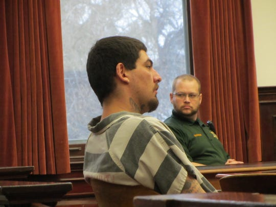 Tylor Thomas Buttolph was denied a bail reduction Wednesday by Judge Greg Pinski.