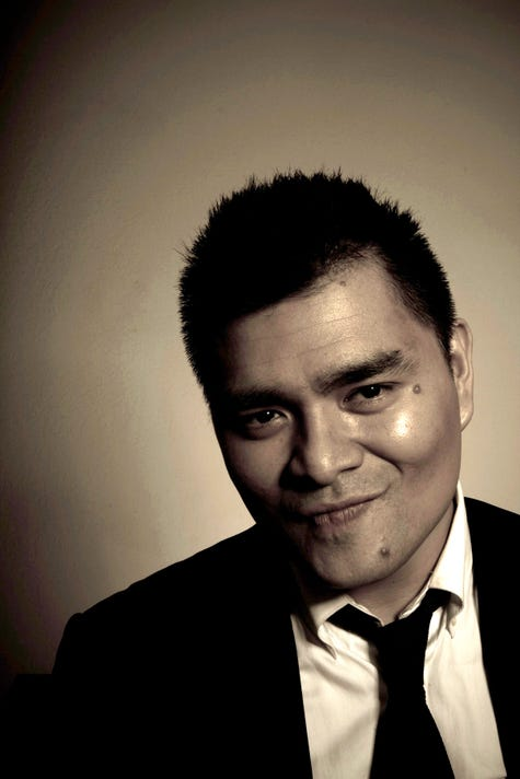 Jose Antonio Vargas Headshot