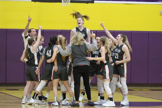 The Shelby Lady Whippets are off to a 2-0 start and are holding firm to the top spot in the Richland County Girls Basketball Power Poll.