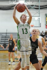 Clear Fork's Brooke Robinson has the Lady Colts inches away from being a Top 5 team in Richland County.